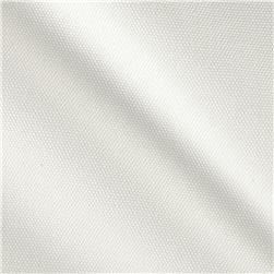 Kaufman Big Sur Canvas Solid White