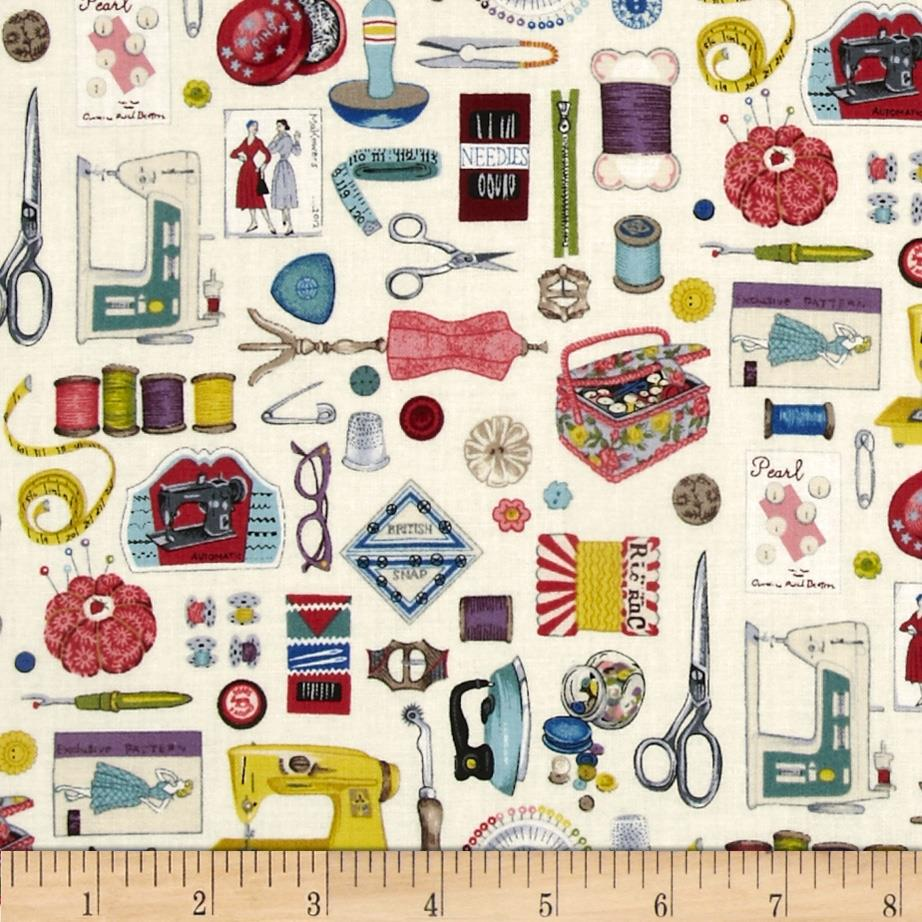 Object moved for Sewing materials