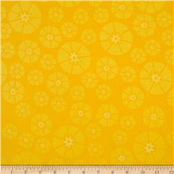 Sew Yummy Organic Topper Yellow
