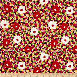 Dear Stella Abstract Flowers Multi