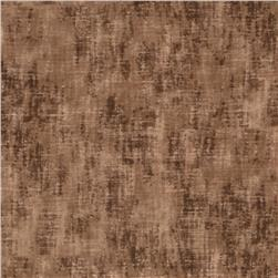 Timeless Treasures Studio Flannel Linen Texture Taupe