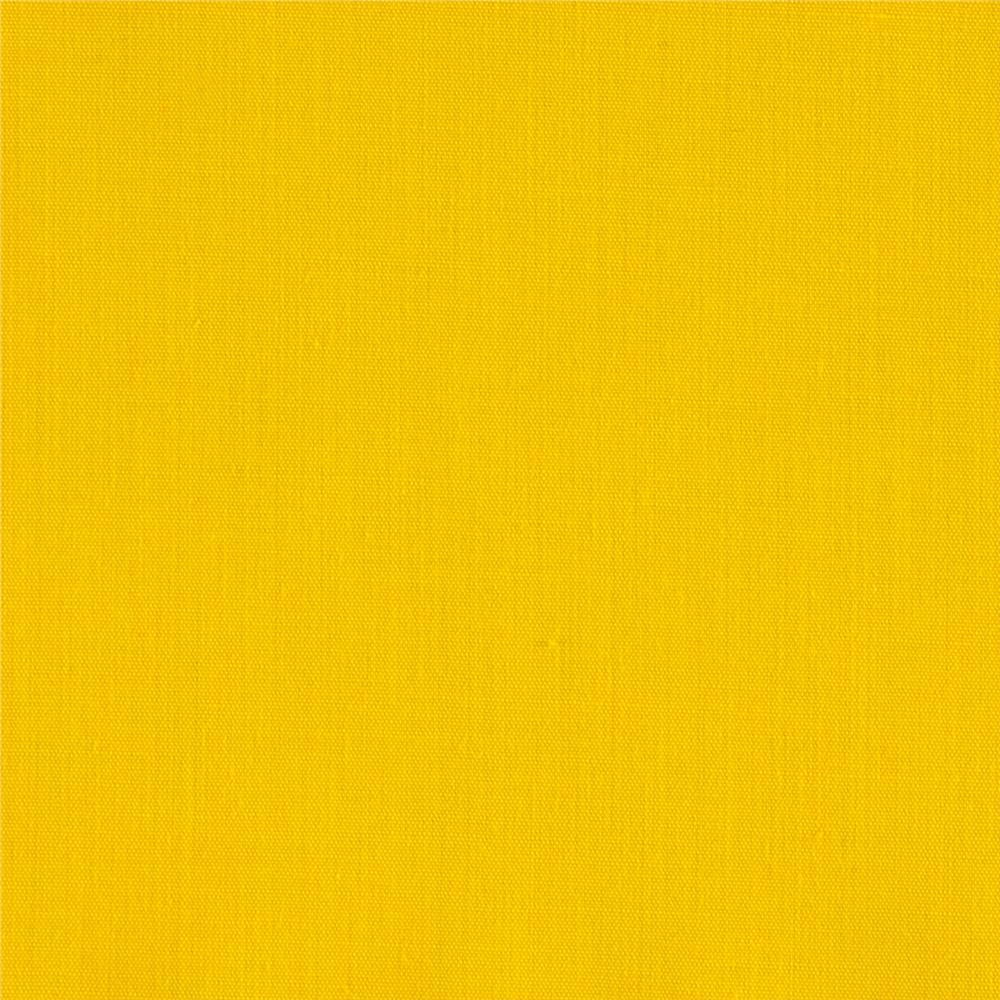 60'' Poly Cotton Broadcloth Mango Fabric By The Yard