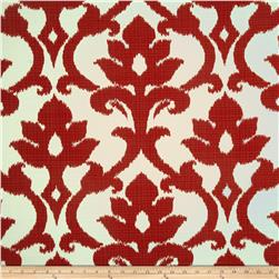 Richloom Solarium Outdoor Basalto Cherry Home Decor Fabric