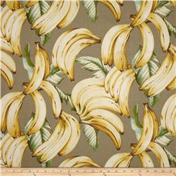 Tommy Bahama Home Top Banana Bleached Sand Fabric