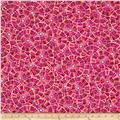 Ink & Arrow Zola Mosaic Dark Pink
