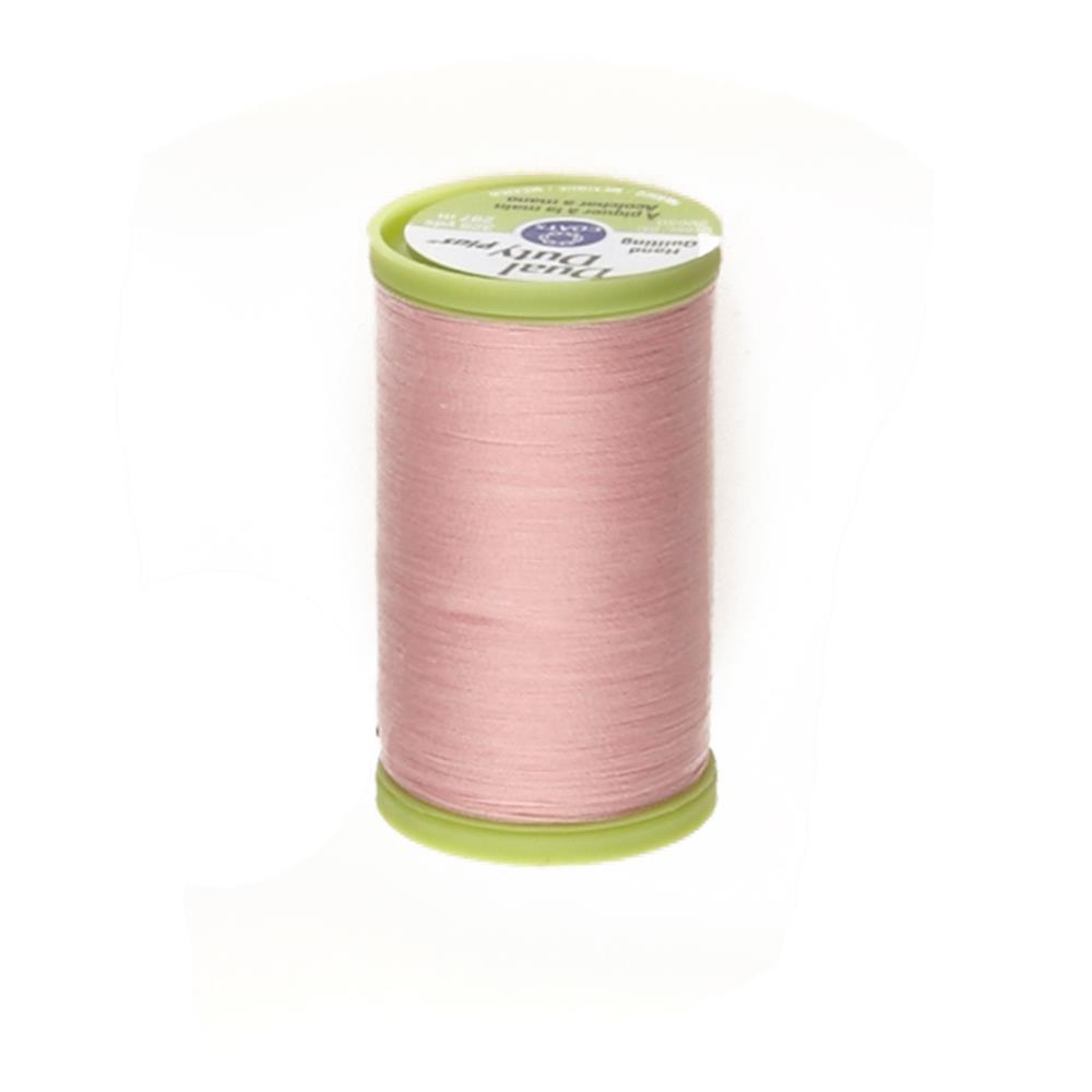 Coats & Clark Dual Duty Plus Hand Quilting Thread 325 Yds.Pink