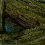 Lion Brand Chenille Yarn (206) Forest