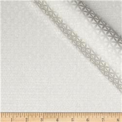 Jackie Heavy Metal Collection Lattice Metallic Silver