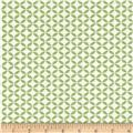 Kanvas Tea's Me Oblong Geo Green/Cream