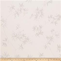 Fabricut 50073w Jacinth Wallpaper Snowdrift 02 (Double Roll)