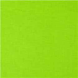 Quilt Block Solids Lime Green