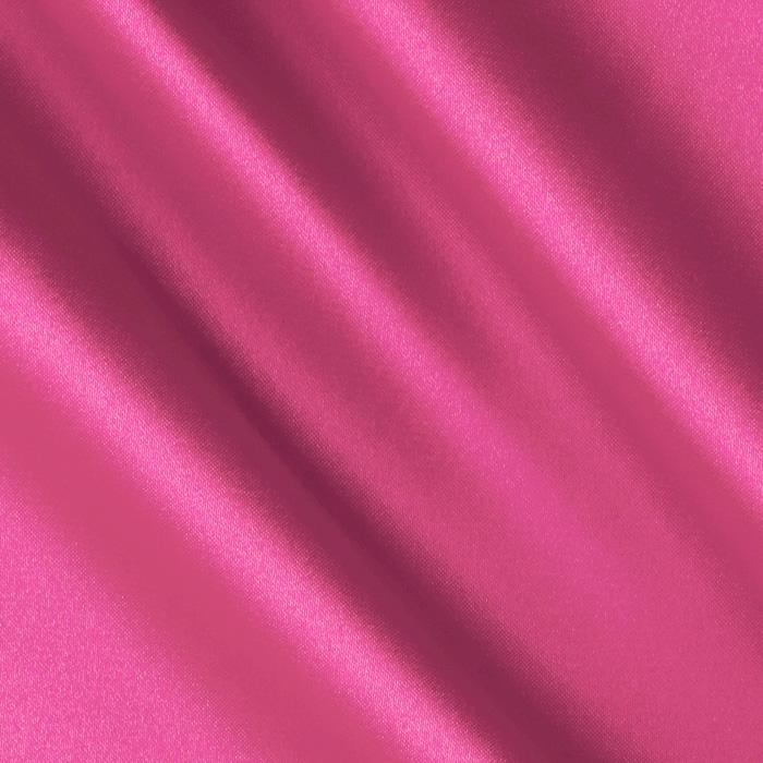 Charmeuse Satin Bubblegum Pink