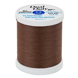 Coats & Clark Dual Duty XP 125 YD Summer Brown