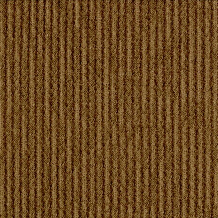 Cotton Thermal Knit Brown