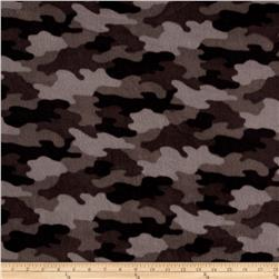 Polar Fleece Camouflage Grey