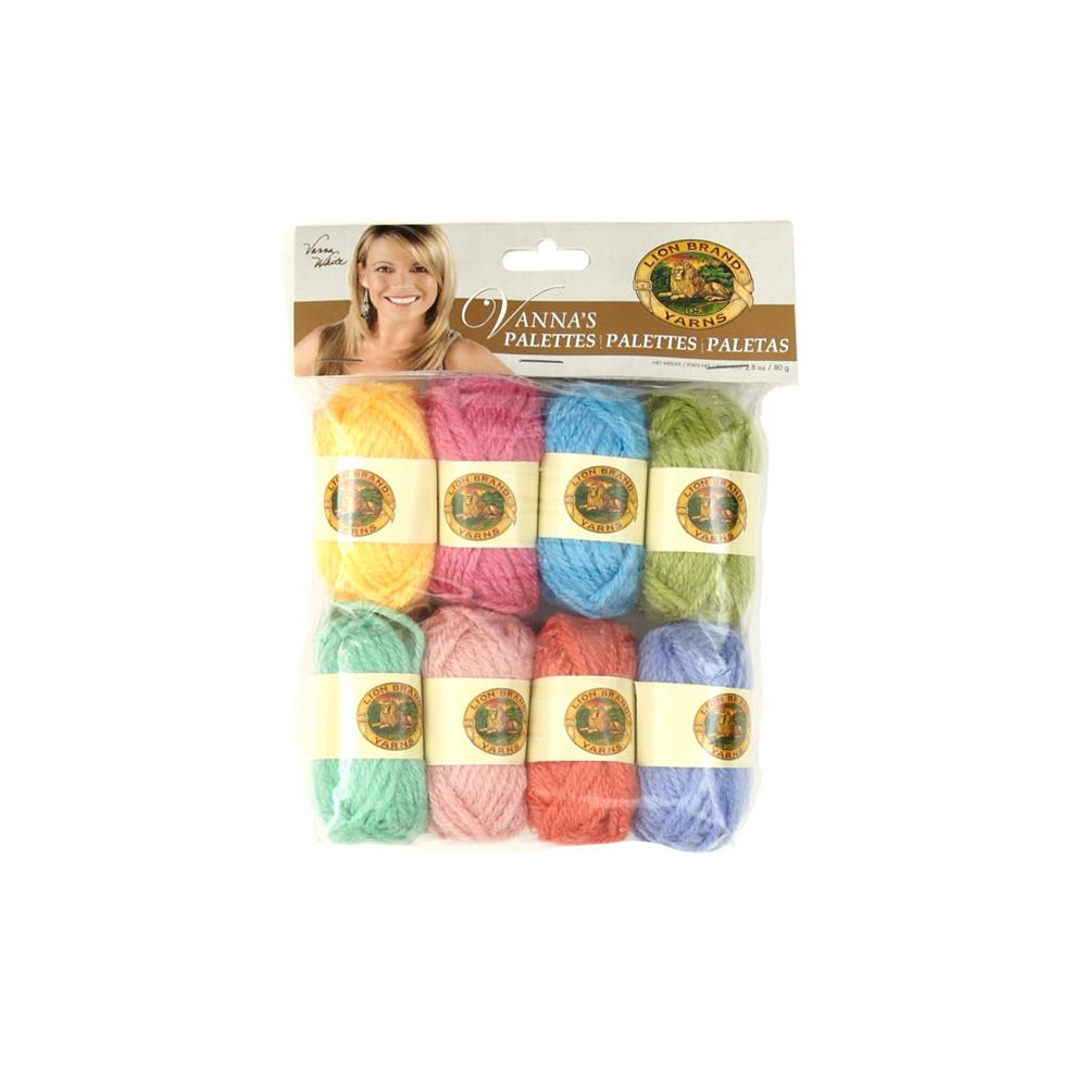 Lion Brand Vanna's Palette Yarn Peaceful