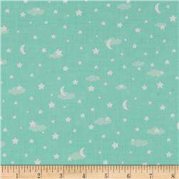 Moda Lullaby Night Sky Aqua