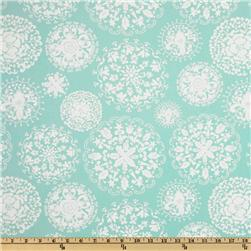 Pretty Little Things Jada Damask Aqua