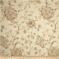 Nautica Reef Floral Sand Fabric