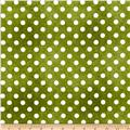 Daily Grind Polka Dot Green