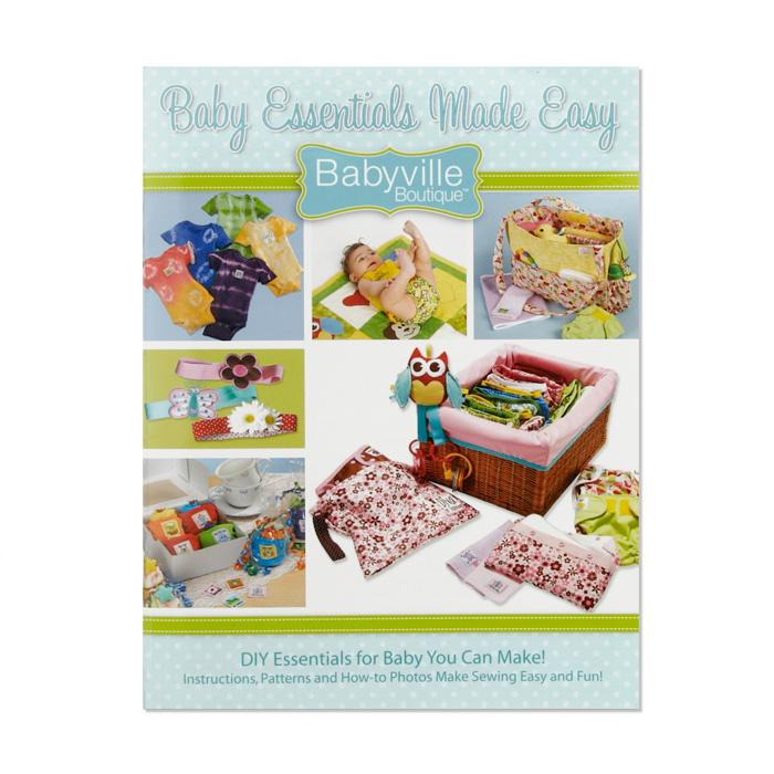 Babyville Boutique Book Baby Essentials Made Easy