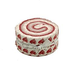 "Moda #Love 2.5"" Fat Jelly Roll"