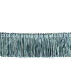 "Trend 2"" 02868 Brush Fringe Teal"