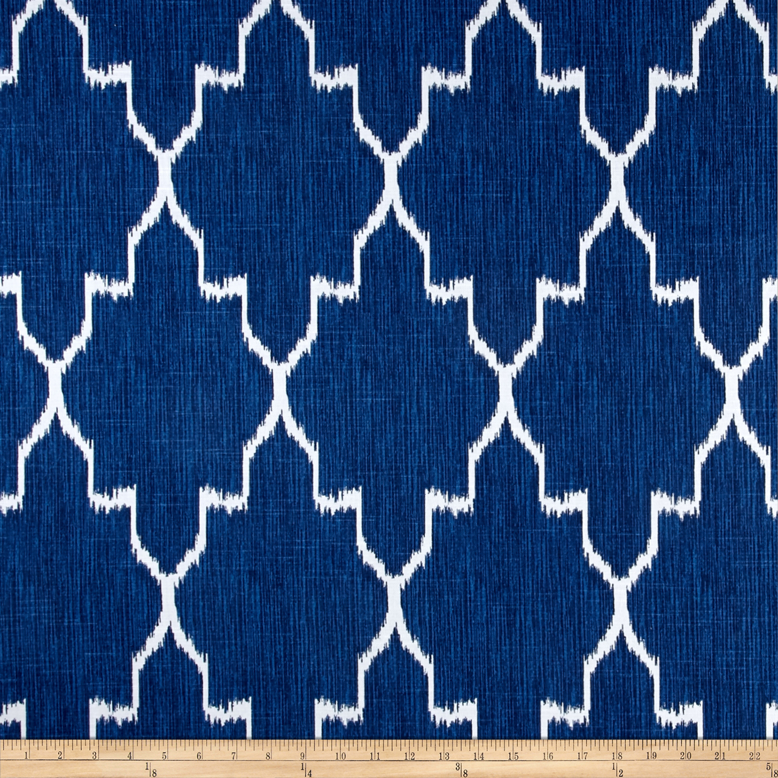 Lacefield Monoco Cobalt Fabric by Lacefield in USA