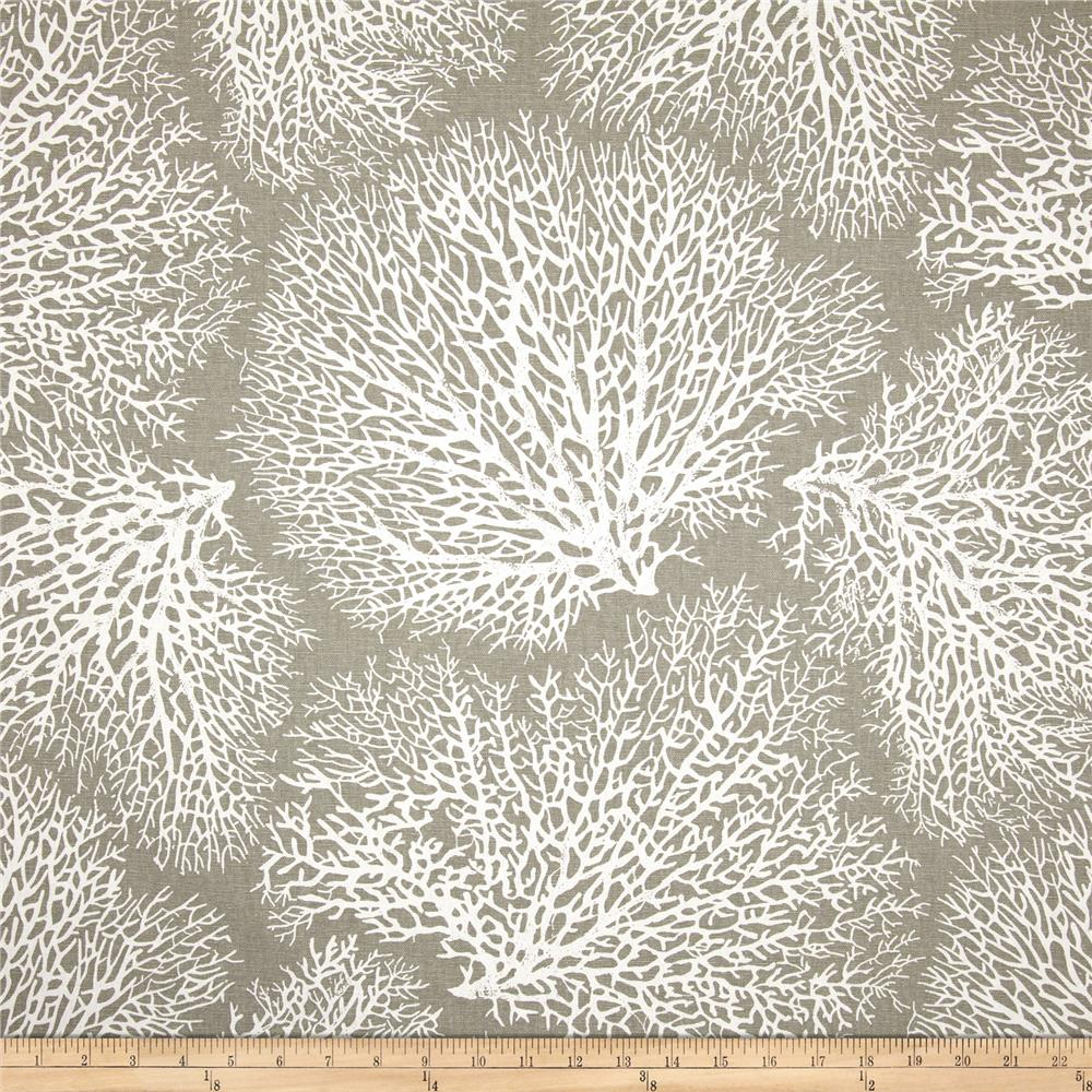 Magnolia Home Fashions Ariel Coral Driftwood