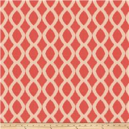 Jaclyn Smith 03718 Jacquard Coral Reef