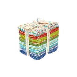 Moda Bartholo-Meow's Reef Fat Quarter Assortment