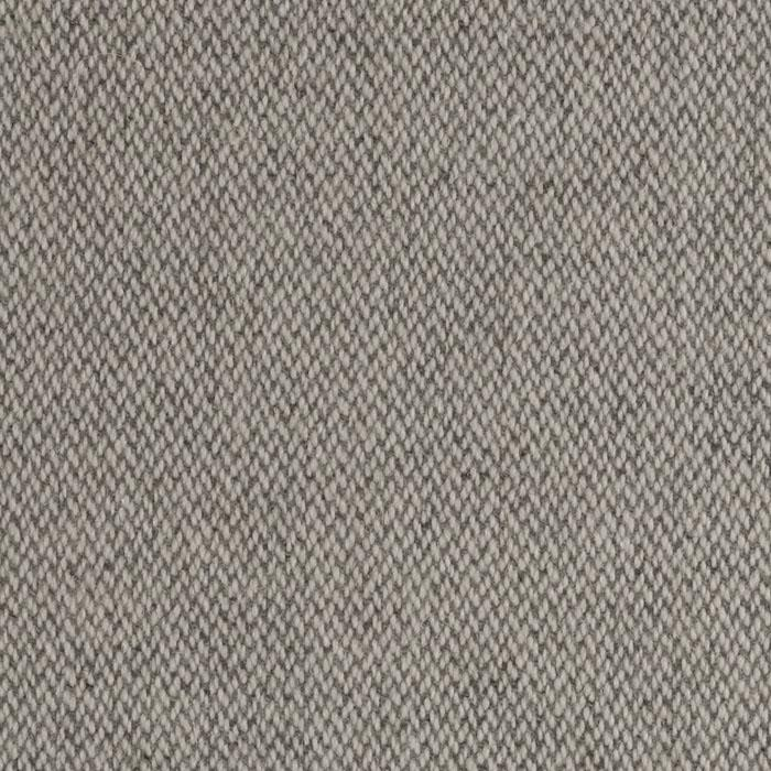 Wool Blend Coating Grey/White