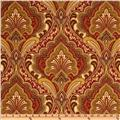 Richloom Solarium Outdoor Grovedale Paisley Spice