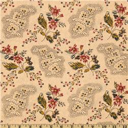 108'' Old Sturbridge Village Collection Quilt Backing
