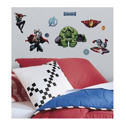 Avenger Assemble Wall Wall Decals