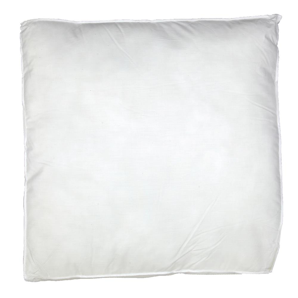 "Soft Touch Boxed Edge Pillow 24"" x 24"" x 4"""