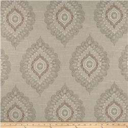 Home Accents Aladdion Medallion Slub Milkshake Fabric