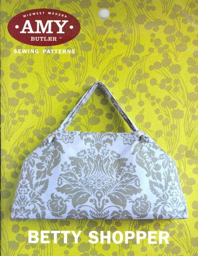 Amy Butler Pattern Betty Shopper