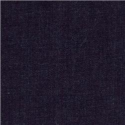 Kaufman Super Stretch Denim 8.6 oz. Indigo Fabric