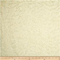 Caressa Luxe Snuggle Cream Fabric