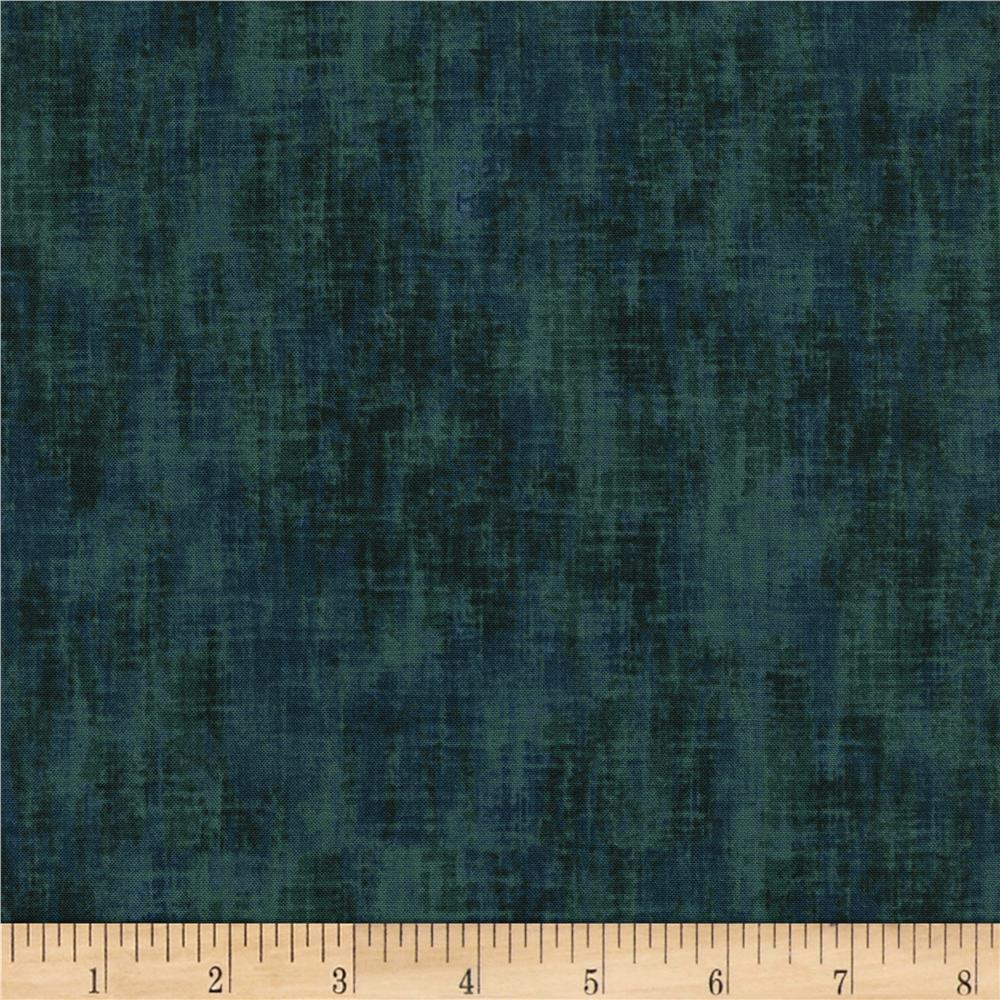 Timeless Treasures Studio Brushed Linen Texture Spruce
