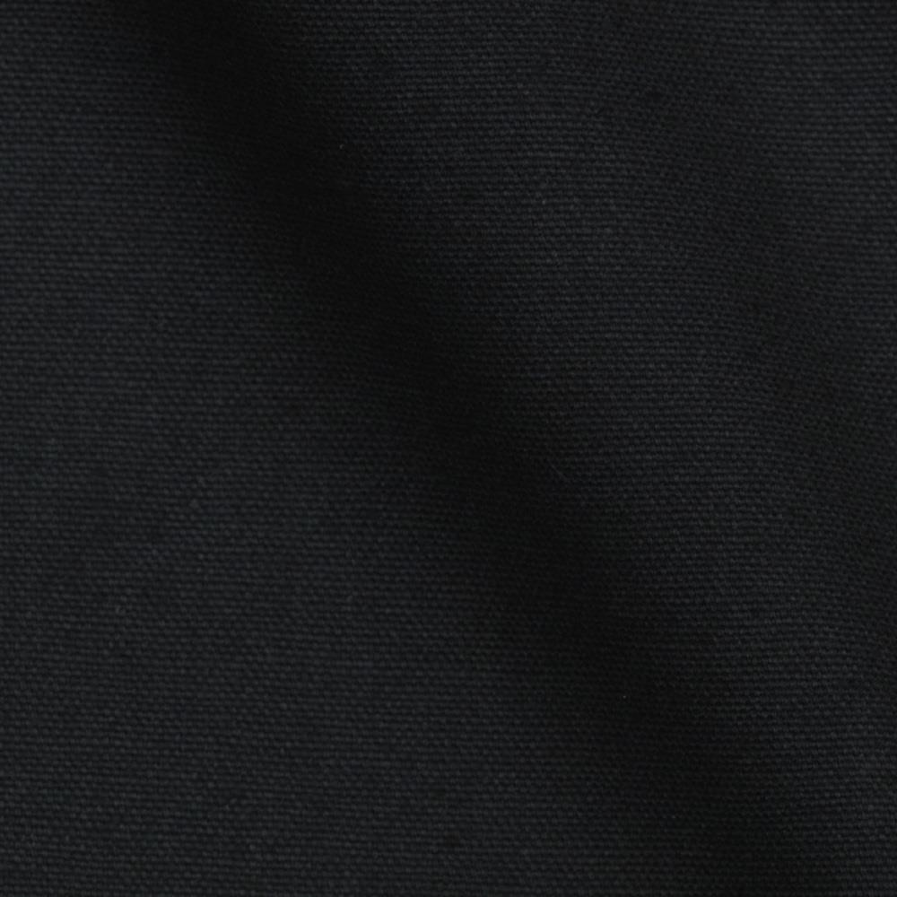 12 oz heavyweight duck black discount designer fabric for Black fabric