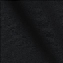 12 oz. Heavyweight Canvas Black Fabric
