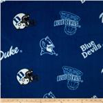 Collegiate Fleece Duke University Blue