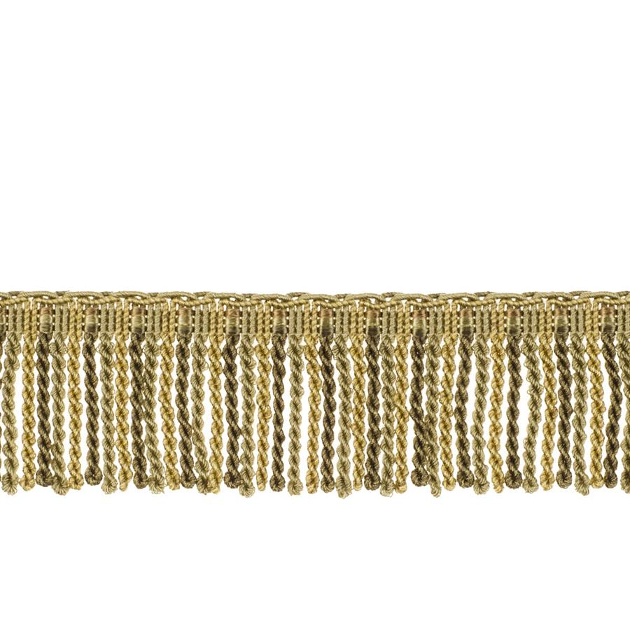 "Fabricut 2.5"" Porch Swing Bullion Fringe Desert"