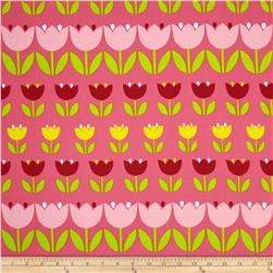 Contempo Palm Springs Tulips Pink