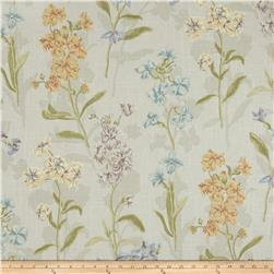 P Kaufmann Borde Hill Garden Blend Dove Fabric