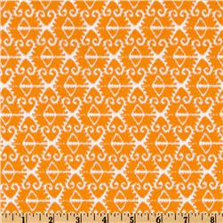 Michael Miller Sorbet Spa Ikat Orange