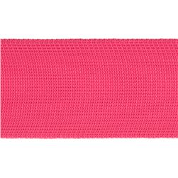 "Team Spirit 1-1/2"" Solid Trim Hot Pink"