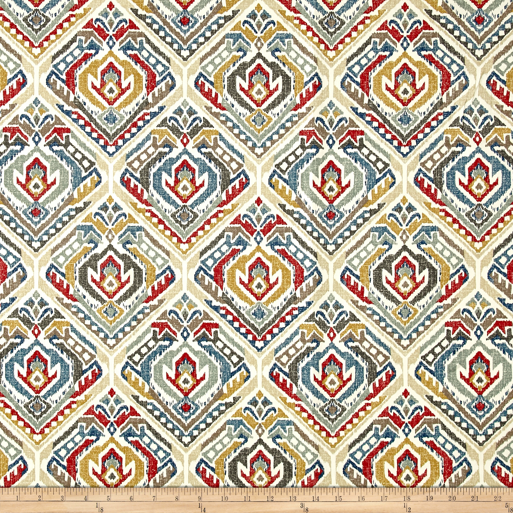 Swavelle/Mill Creek Tombo Cajun Fabric by Swavelle Mill Creek in USA